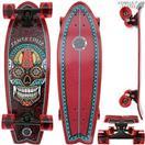 SANTA CRUZ Skateboard SUGAR SKULL RETRO